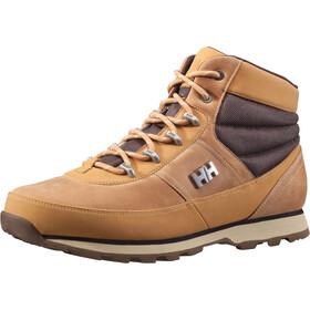 Helly Hansen Woodlands Shoes Herrer, honey wheat, slate black